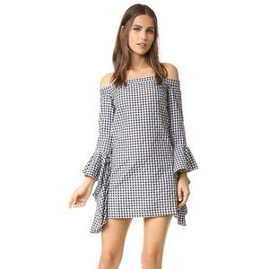 MLM Label Gingham Dress from Shopbop
